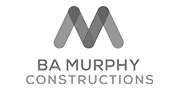 ba murphy construction logo
