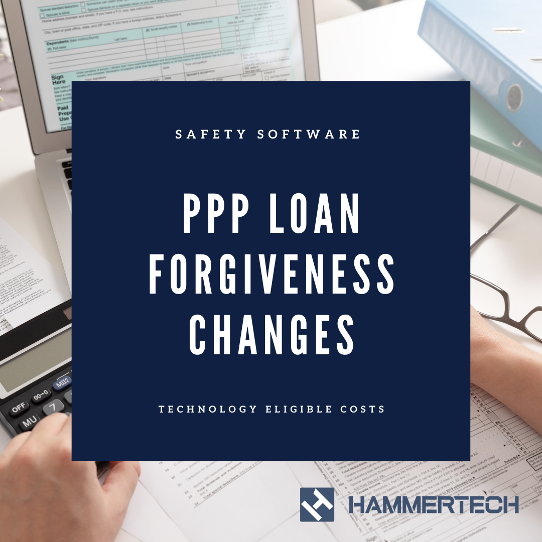 Software Prioritized in PPP Loan Forgiveness Changes